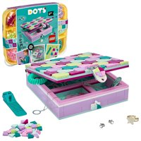 LEGO DOTS Jewelry Box 41915 Craft Art Set 374 Pieces Deals