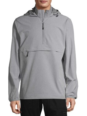Swiss Tech Men's Half Zip Jacket