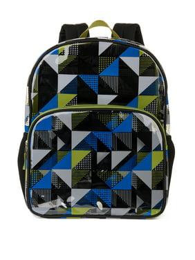 Wonder Nation Clear Childrens Backpack