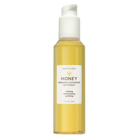 Earth to Skin Honey Manuka Calming Face Cleanser, 4.74 oz