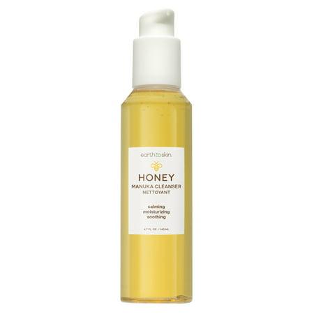 Earth to Skin Honey Manuka Calming Face Cleanser, 4.74 oz ()