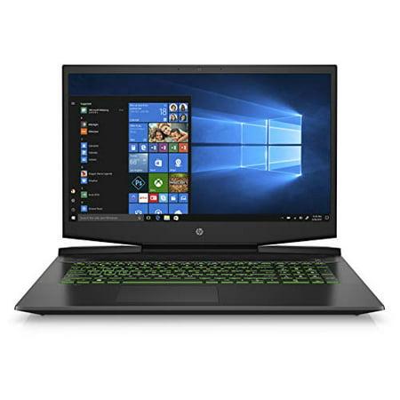 HP Pavilion Gaming Laptop 17-cd0020nr, Core i5-9300H, NVIDIA GeForce GTX 1650, 256GB PCIe SSD, 8GB DDR4, 6QZ97UA#ABA