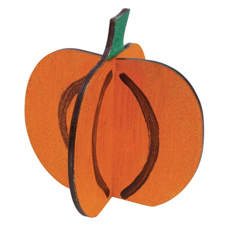 Pre-k Halloween Arts And Crafts (Colorations Easy Build 2-Piece Pumpkin, Set of 6, for Decorating, Halloween, Fall, Thanksgiving, DIY, for Kids, Classroom, Arts & Crafts, Projects for kids (Item #)