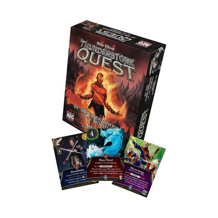 Alderac Entertainment Group (AEG) Thunderstone Quest Foundations of the World Expansion Card (Best Group Party Games Adults)