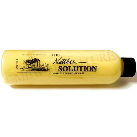 The Natchez Solution Complete Furniture Care Beeswax w/ Lemon Oil 8oz ()