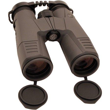 Sig Sauer Zulu9 Binoculars 9X45mm  Hdx Abbe Koenig Prism  Graphite Black