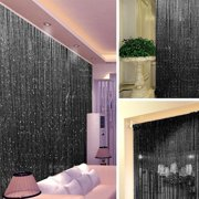 String Door Curtain Beads Room Divider Tassel Decor