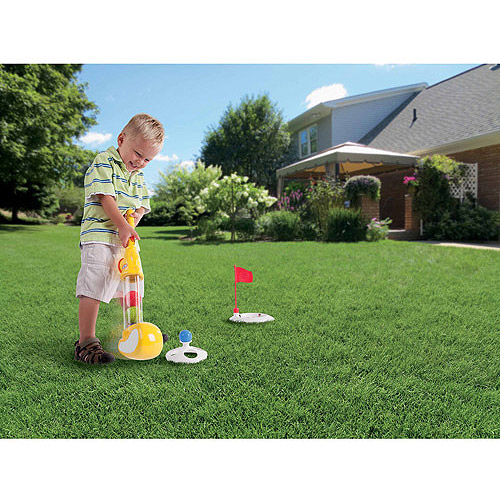 Little Tikes TotSports Clearly Golf Play Set by MGA Entertainment