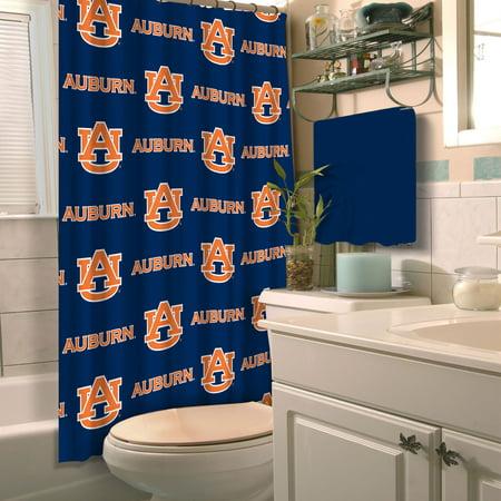 NCAA Auburn Tigers Polyester 72
