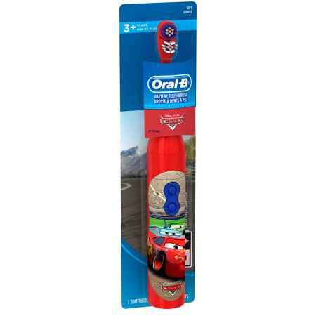 Disney Cars Battery Toothbrush
