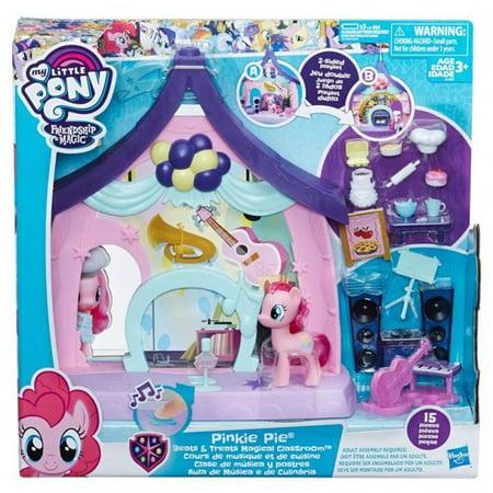Hasbro HSBE1929 My Little Pony Beats & Treats Magical Classroom, 2 Count
