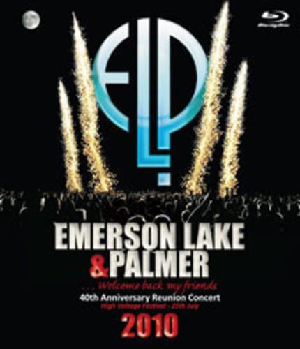 40th Anniversary Reunion Concert Emerson, Lake & Palmer by