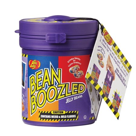 Candy Bean Boozled Jelly Belly Beanboozled Mystery Dispenser 3.5 oz - Bean Boozeled