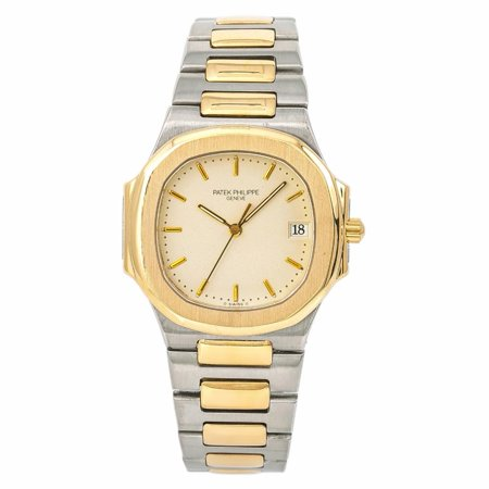 Pre-Owned Patek Philippe Nautilus 3900/001 Steel Women Watch (Certified Authentic & Warranty) - Patek Philippe Geneve Watch