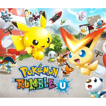 Pokemon Rumble U, Nintendo, WIIU, [Digital Download],