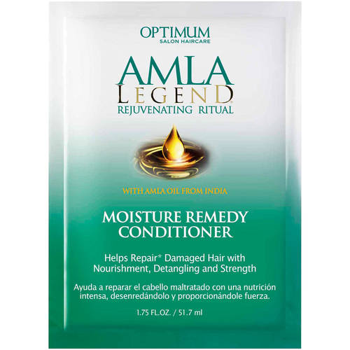(4 Pack) Optimum Salon Haircare Amla Legend Moisture Remedy Conditioner, 1.75 fl oz