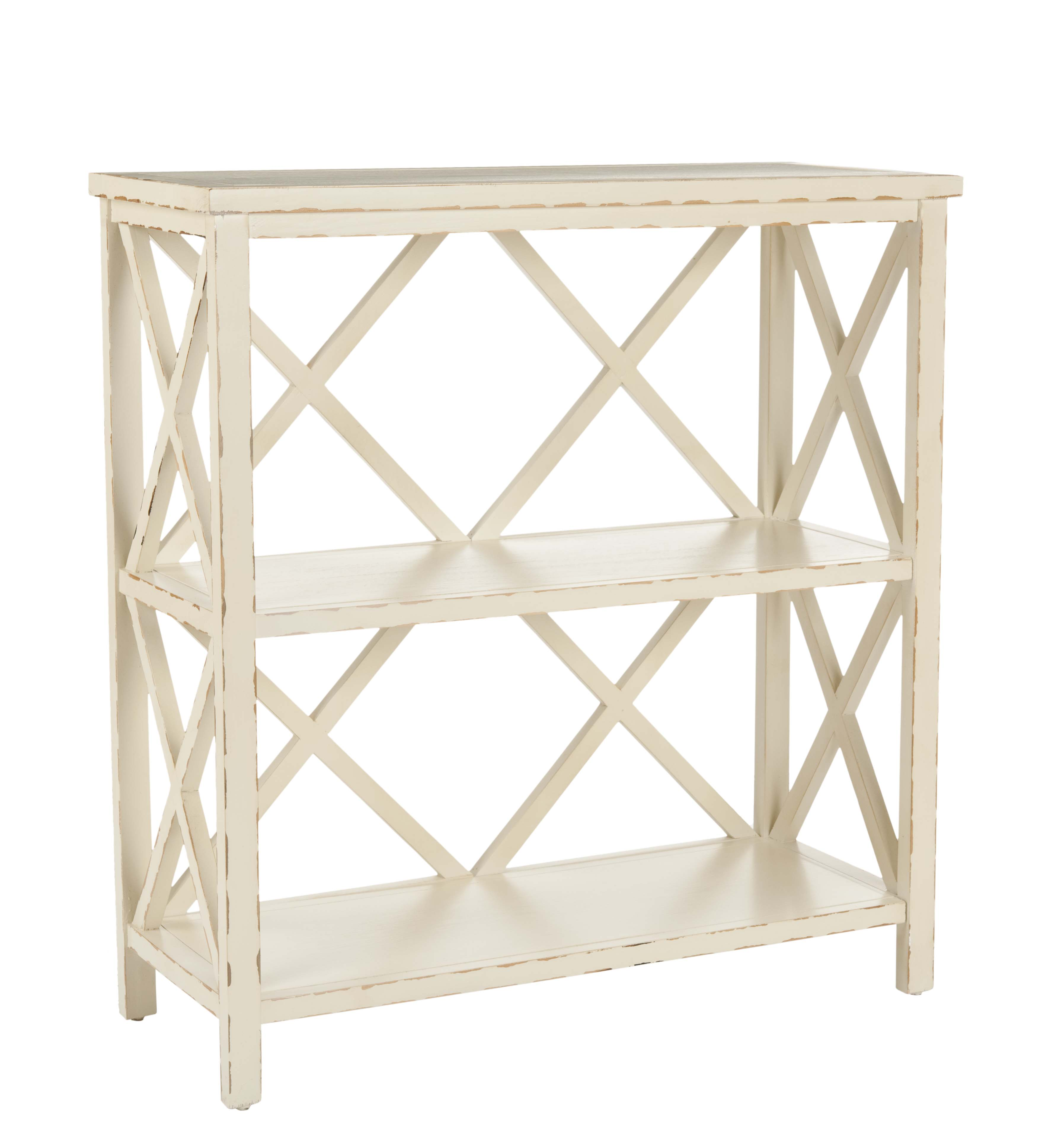 Safavieh Liam 2-Shelf Open Bookcase