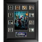 Trend Setters Avengers Ten Clip FilmCell Framed Vintage Advertisement