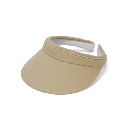 Sports Cotton Twill Visor Cotton Twill Long Visor