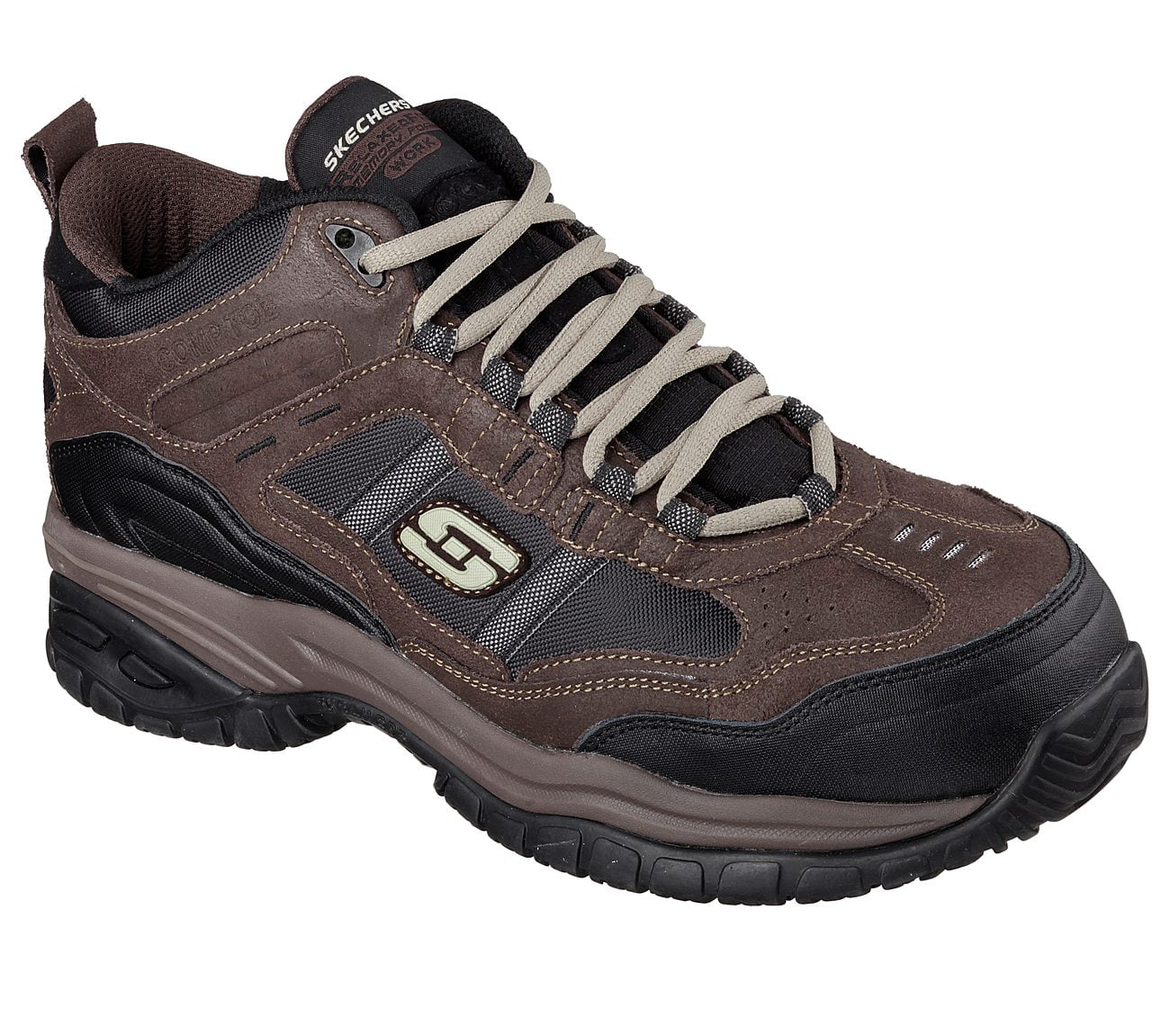 Athletic Composite Toe Safety Shoes
