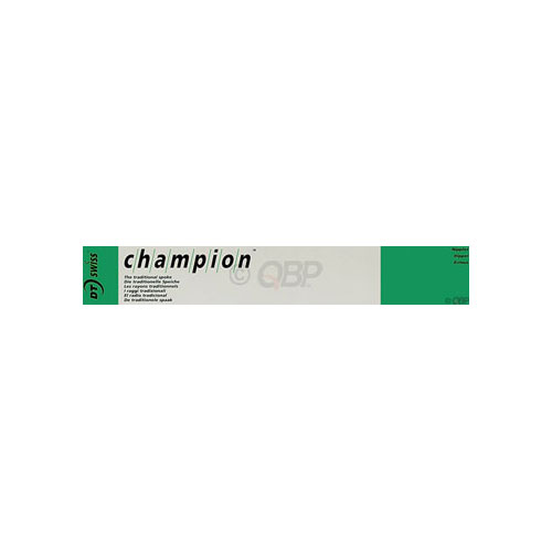 2,34 mm Straight Pull 4 x DT-Swiss Champion 292 mm 2,0 J-Bend schwarz//silber