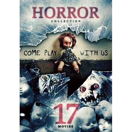 17-Movie Horror Collection: Come Play With Us (DVD) - Halloween Horror Movies On Netflix