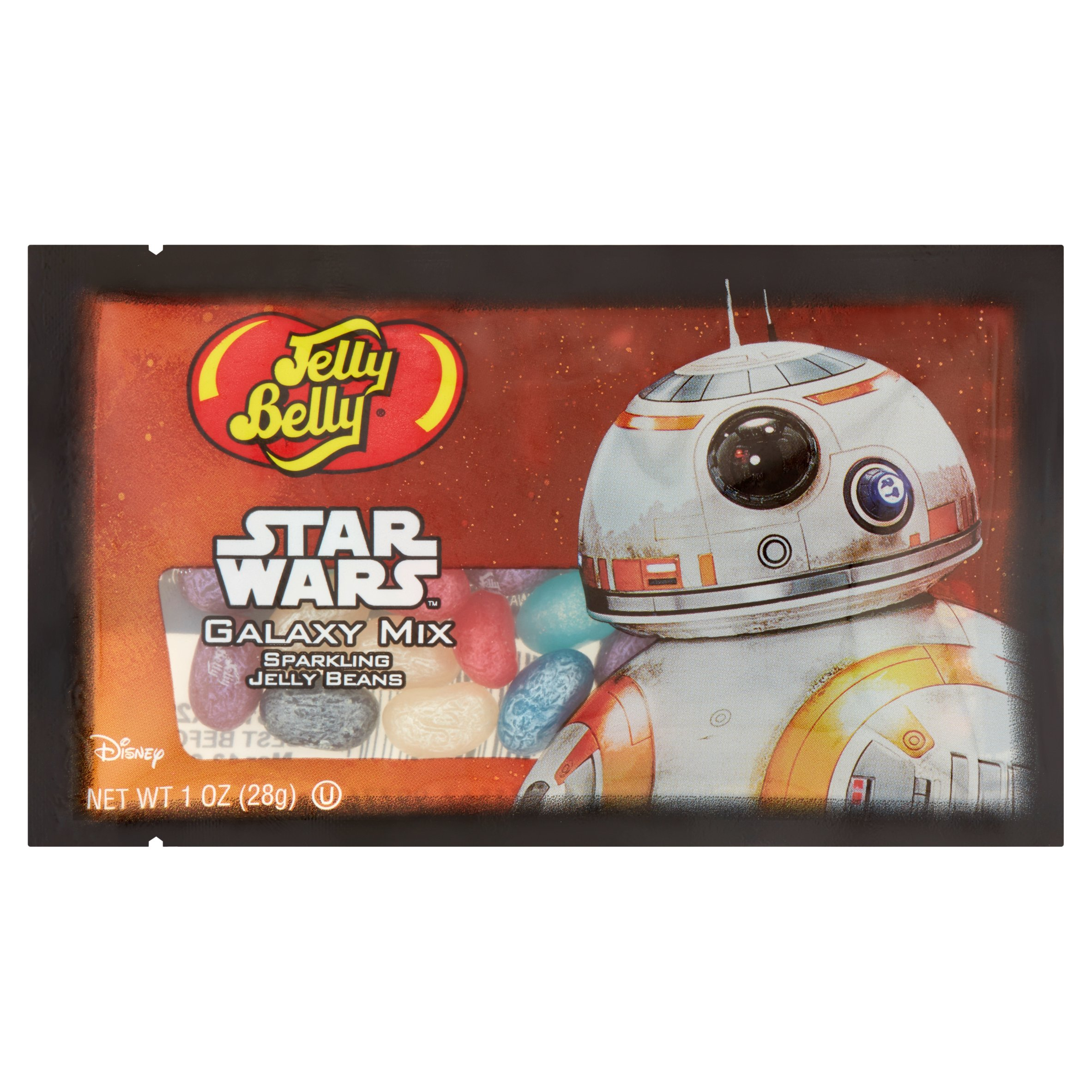 Jelly Belly, Star Wars Sparkling Galaxy Mix Jelly Bean 1 Oz
