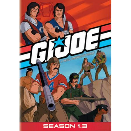 G.I. Joe Real American Hero: Season 1.3 (DVD) (Gi Joe Cartoon Series)