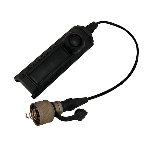 Surefire Replacement Rear Cap Assembly, Fits M6XX Scoutlight Series, Includes SR07 Rail Tape Switch, Tan Finish UE-SR07-