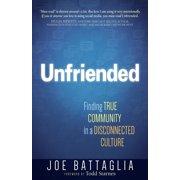 Unfriended - eBook