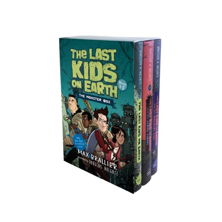 The Last Kids on Earth: The Monster Box (The Children Of Earth By Chance Perez)