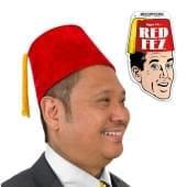 Red Fez Costume Hat - San Diego Costume