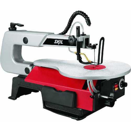 Factory-Reconditioned Skil 3335-07-RT 1.2 Amp 16 in. Scroll Saw (Refurbished) by Skil
