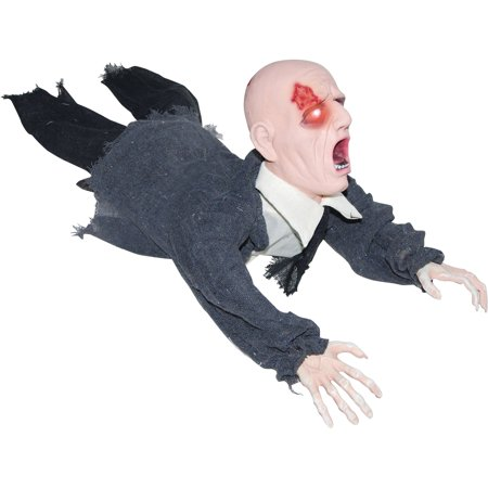 Crawling Zombie Halloween Decoration (Crawling Zombie)
