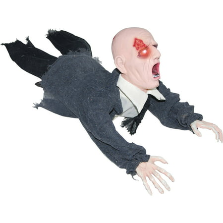 Crawling Zombie Halloween Decoration - Crawling Zombie Prop