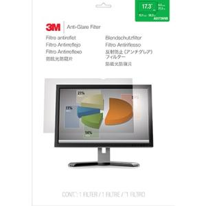 "3M AG173W9B Anti Glare Filter for 17.3"" Widescreen Laptop"
