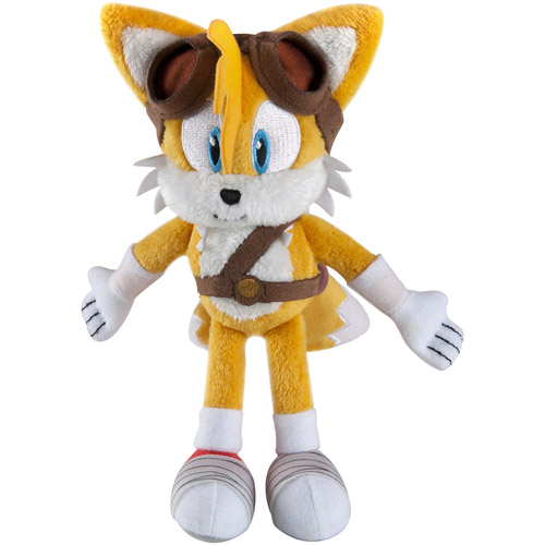"TOMY 8"" Plush, Tails"