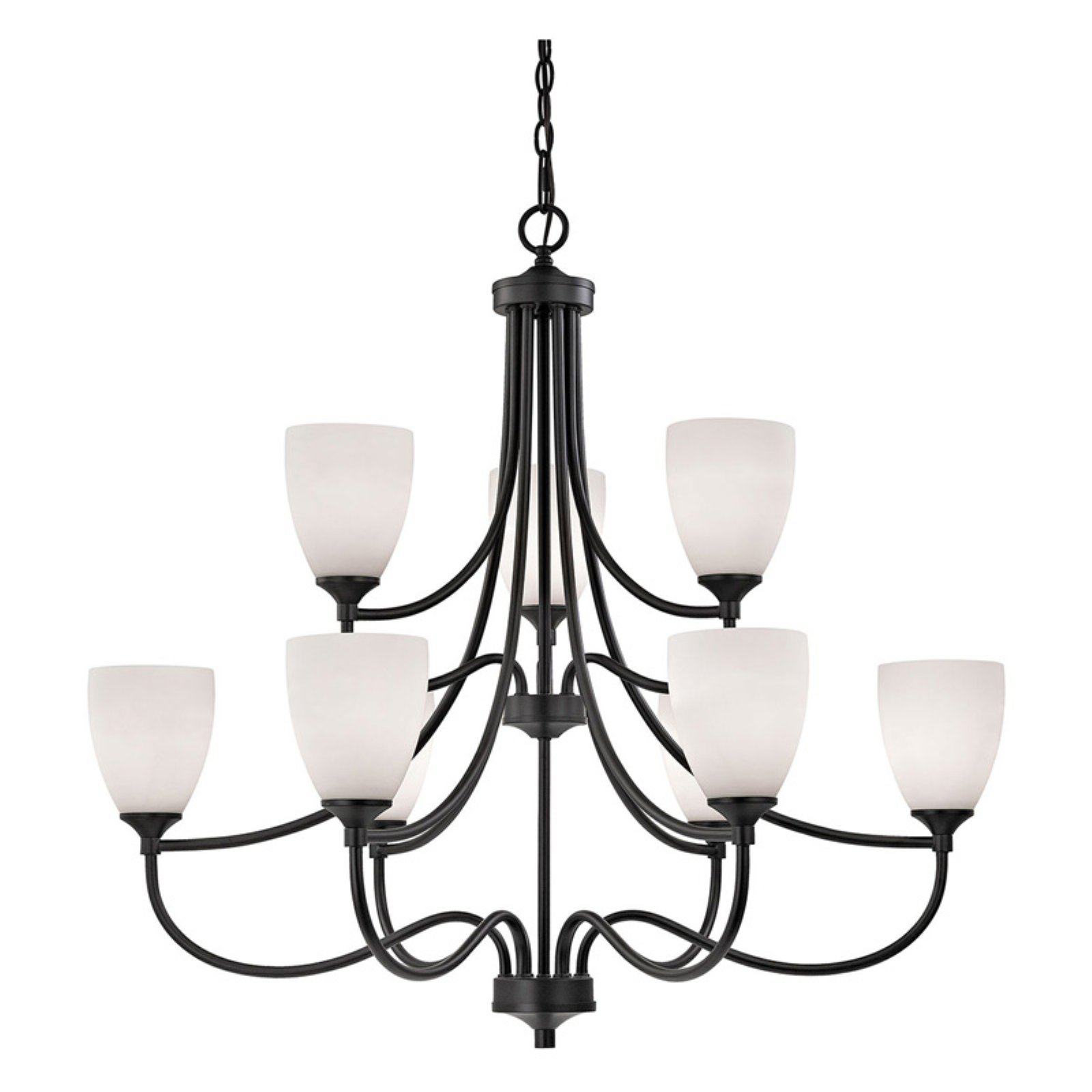 Thomas Lighting Arlington 2009CH 10 Chandelier by CornerStone