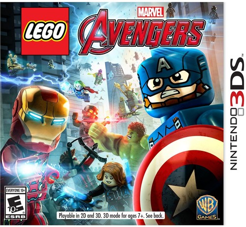 Warner Bros. LEGO Marvel Avengers for Nintendo 3DS