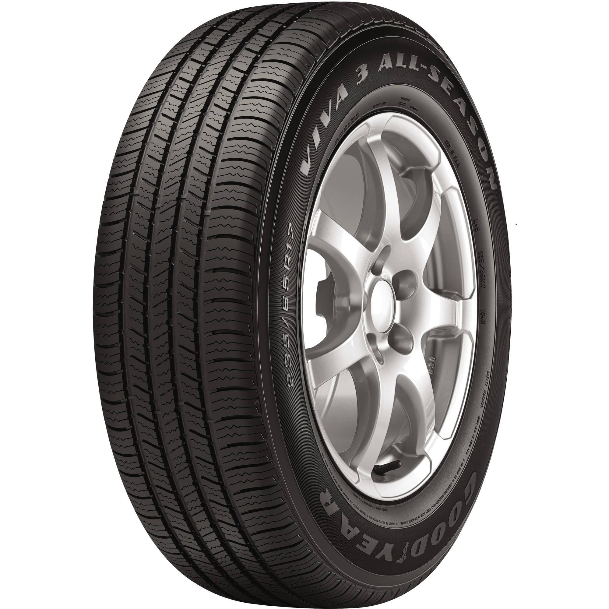 goodyear viva 3 all-season tire 215/60r17 96t - walmart
