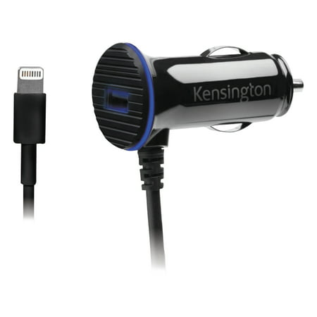 Kensington PowerBolt 3.4 Dual Port Fast Charge Car Charger Kensington Power Port