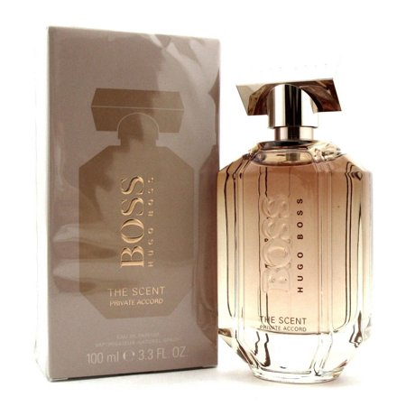 The Scent Private Accord Perfume by Hugo Boss 3.3 oz EDP Spray for Women ()