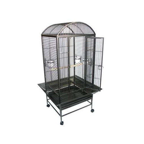 YML Narrow Dome Top Parrot Bird Cage