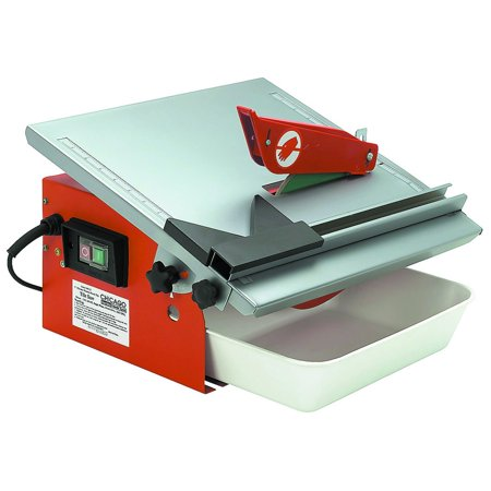 Electric Table Saw - 7 in. Portable Wet Cut Tile Saw