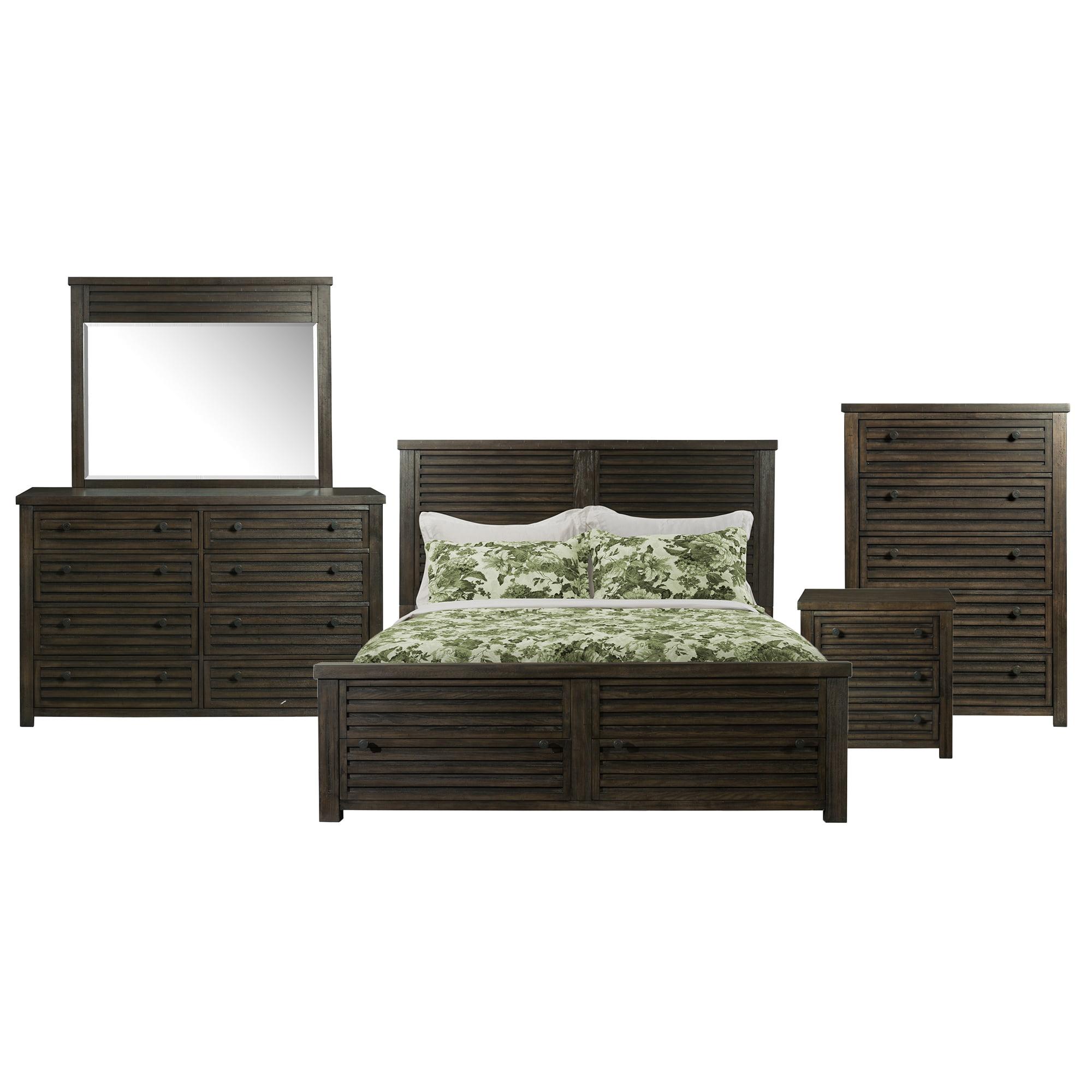 Picket House Furnishings Montego King Storage 5PC Bedroom Set