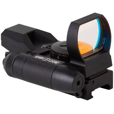 Sightmark Laser Dual Shot Red Dot Sight ()