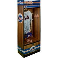 New York Mets Corrugated Linerboard Sports Locker - LockerSource