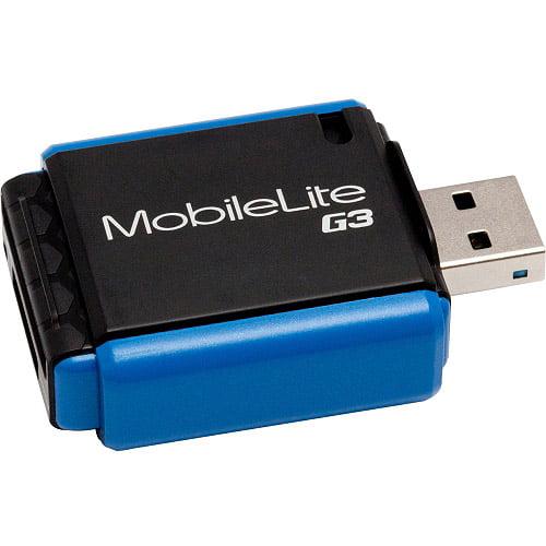 Kingston MobileLite G3 USB 3.0 Reader