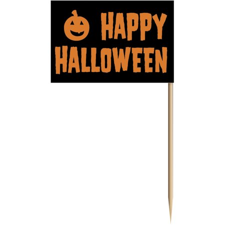 50-Count Happy Halloween Flag 2.5