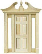 Dollhouse Deerfield Door  sc 1 st  Walmart & Dollhouse Deerfield Door - Walmart.com